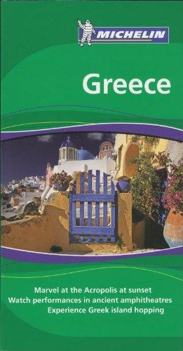 Greece Tourist Guide By Rachel Mills
