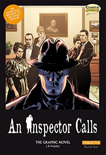 Inspector Calls the Graphic Novel By J. B. Priestley