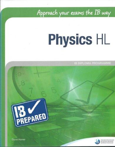 PHYSICS HL By -