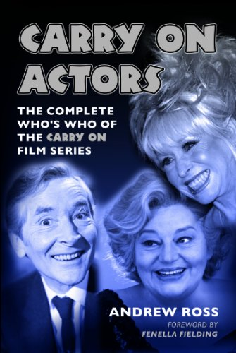 Carry On Actors By Andrew Ross