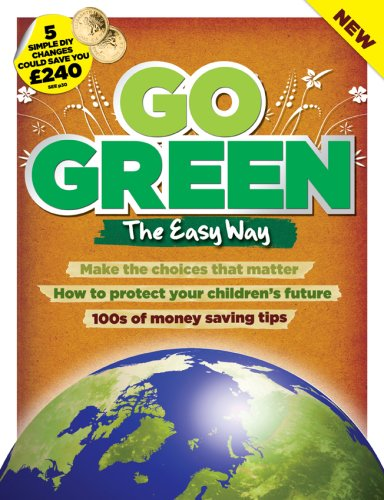 Go Green the Easy Way By Hugh Bowring