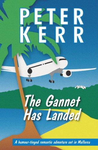 The Gannet Has Landed By Peter Kerr
