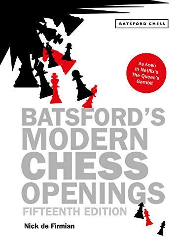 Batsford's Modern Chess Openings By Nick de Firmian