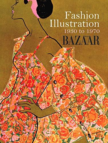 Fashion Illustration 1930 to 1970 By Marnie Fogg