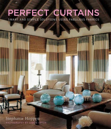 Perfect Curtains By Stephanie Hoppen