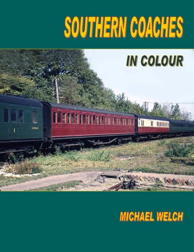 Southern Coaches in Colour By Michael Welch