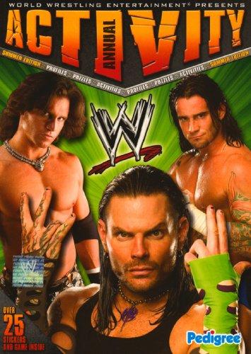 """WWE"" Summer Activity Annual"