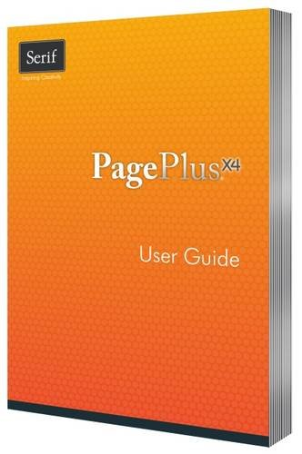 Pageplus X4 User Guide By Serif Europe Limited