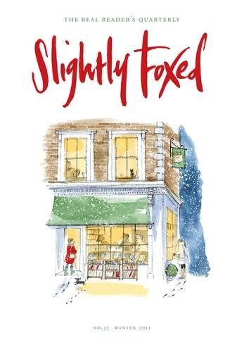 Slightly Foxed: At Home with the Pewters: No. 32 by Gail Pirkis