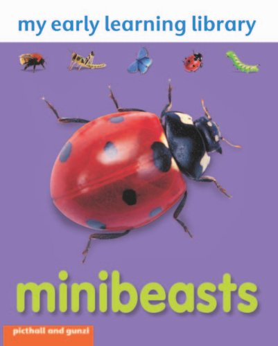 Mini Beasts By Chez Picthall