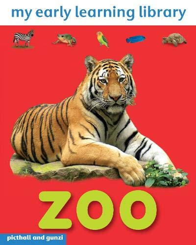 My Early Learning Library: Zoo By Chez Picthall