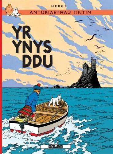 Yr Ynys Ddu by Herge