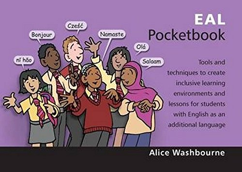 EAL Pocketbook By Alice Washbourne