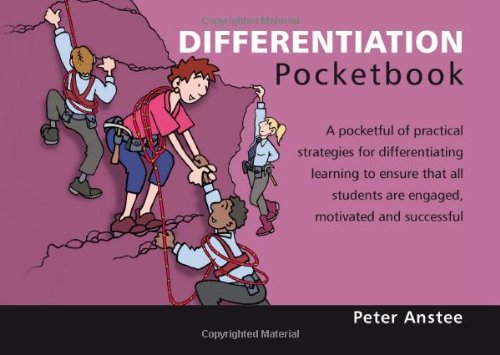 Differentiation Pocketbook By Peter Anstee