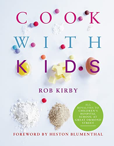 Cook with Kids by Robert Kirby