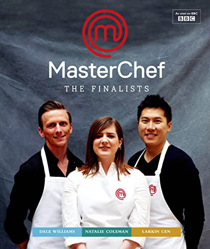 MasterChef: the Finalists By Natalie Coleman