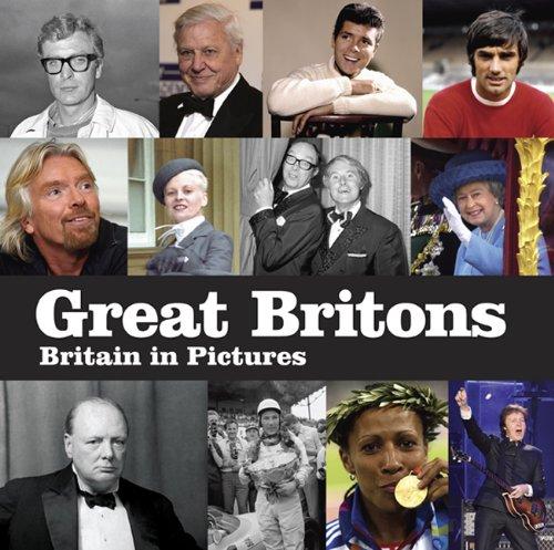 Great Britons By Press Association, Ltd.