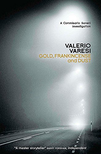 Gold, Frankincense and Dust By Valerio Varesi