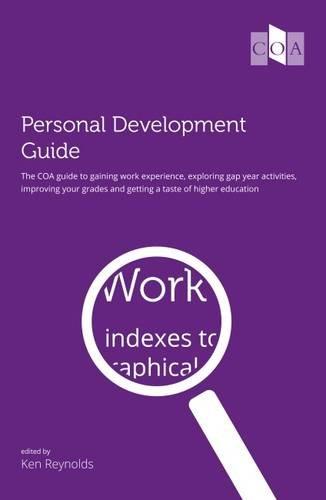 Personal Development Guide By Ken Reynolds