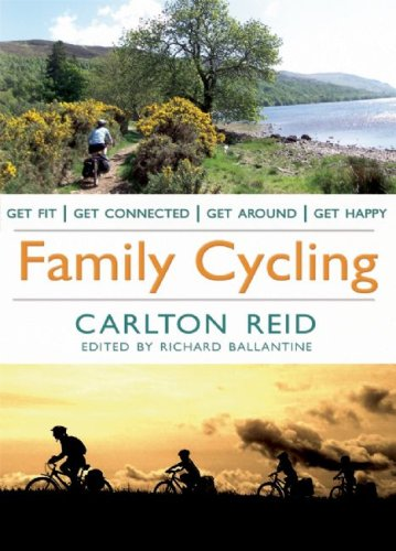 Family Cycling By Carlton Reid