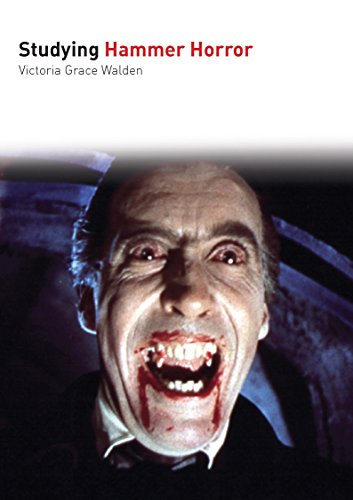 Studying Hammer Horror (Studying Films) By Victoria G. Walden