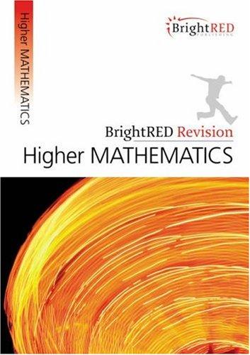 BrightRED Revision: Higher Mathematics by Christine Davis