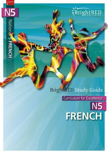 BrightRED Study Guide: National 5 French By Emma Welsh