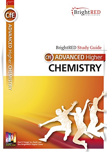 CFE Advanced Higher Chemistry Study Guide By Archie Gibb