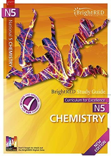 BrightRED Study Guide National 5 Chemistry By Wallace West