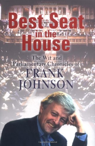 Best Seat in the House By Frank Johnson