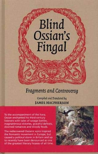 Blind Ossian's Fingal By James Macpherson