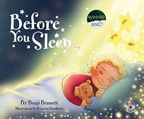 Before You Sleep By Benji Bennett