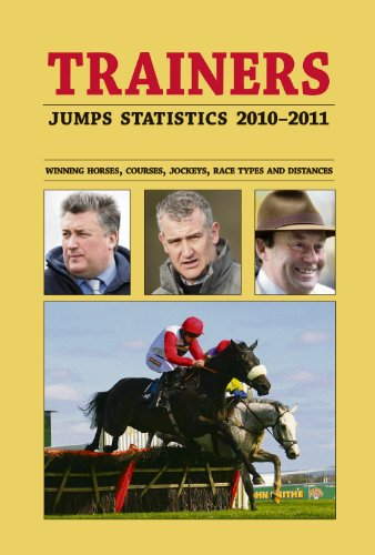 Trainers Jumps Statistics By Mark Brown