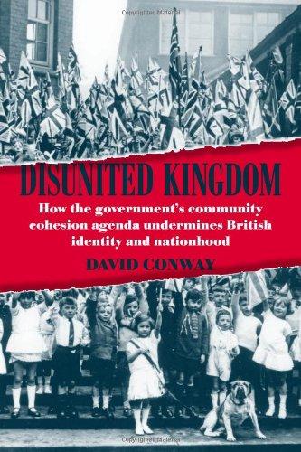 Disunited Kingdom By David Conway