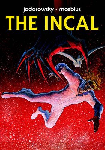The Incal By Alejandro Jodorowsky