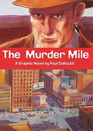 The Murder Mile by Paul Collicutt