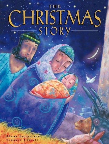 The Christmas Story By Rhona Davies
