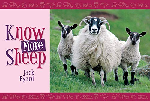 Know More Sheep by Jack Byard