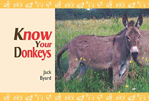Know Your Donkeys By Jack Byard