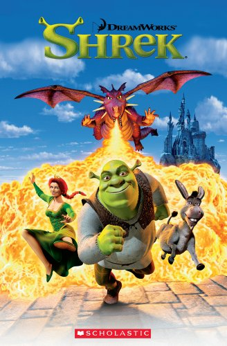 Shrek 1 (Popcorn Readers) By Anne Hughes