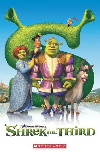 Shrek the Third (Popcorn Readers) by Anne Hughes