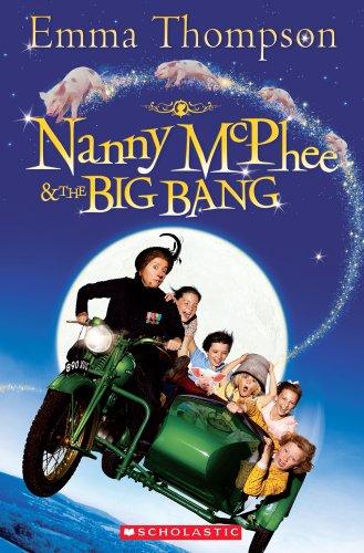 Nanny McPhee and the Big Bang (Popcorn Readers) By Emma Thompson
