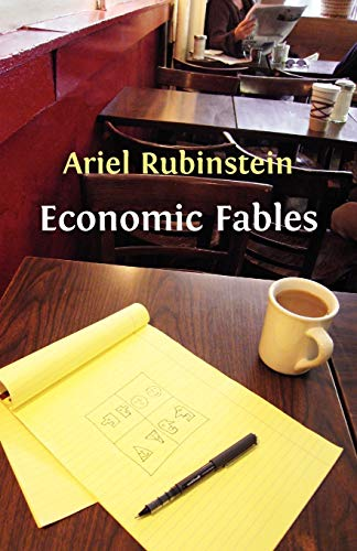 Economic Fables by Ariel Rubinstein