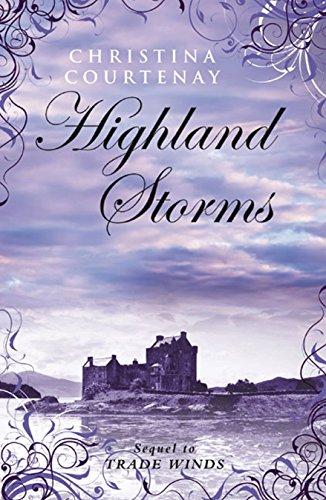 Highland Storms: Kinross Bk 2 By Christina Courtenay