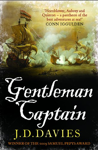 Gentleman Captain (Matthew Quinton Journals 1) By J. D. Davies