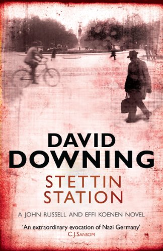 Stettin Station By David Downing