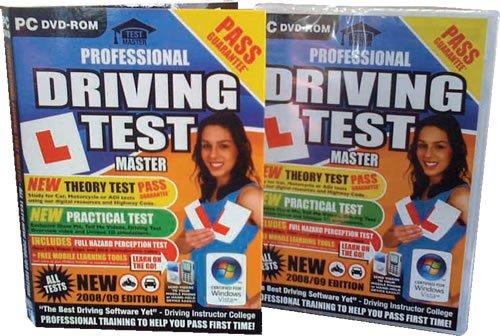 NITC Ltd - Professional Driving Test Master 2008/09