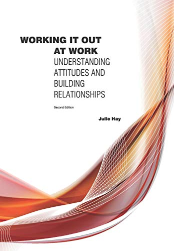 Working it Out at Work By Julie Hay