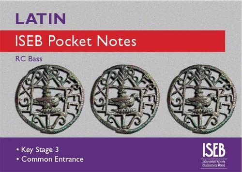 Latin Pocket Notes By R. C. Bass