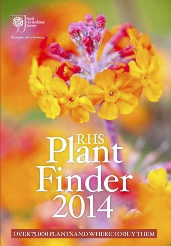 RHS Plant Finder 2014 By Janet Cubey
